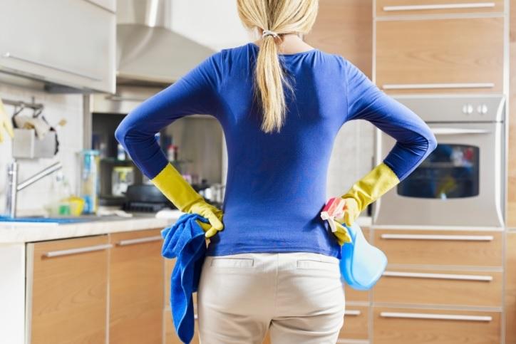 V čistej kuchyni sa najlepšie varí