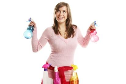 Neplytvajte čistiacimi prostriedkami