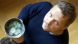 Staré mince potrebujú odborné čistenie obrázok