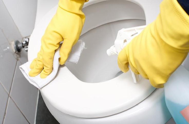 Ako sa starať o hygienu na toaletách